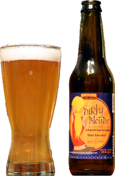 Atwater Brewery's Dirty Blonde